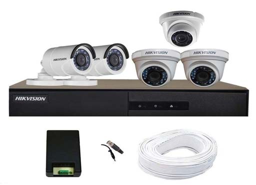 كاميرات مراقبة, كاميرات المراقبة