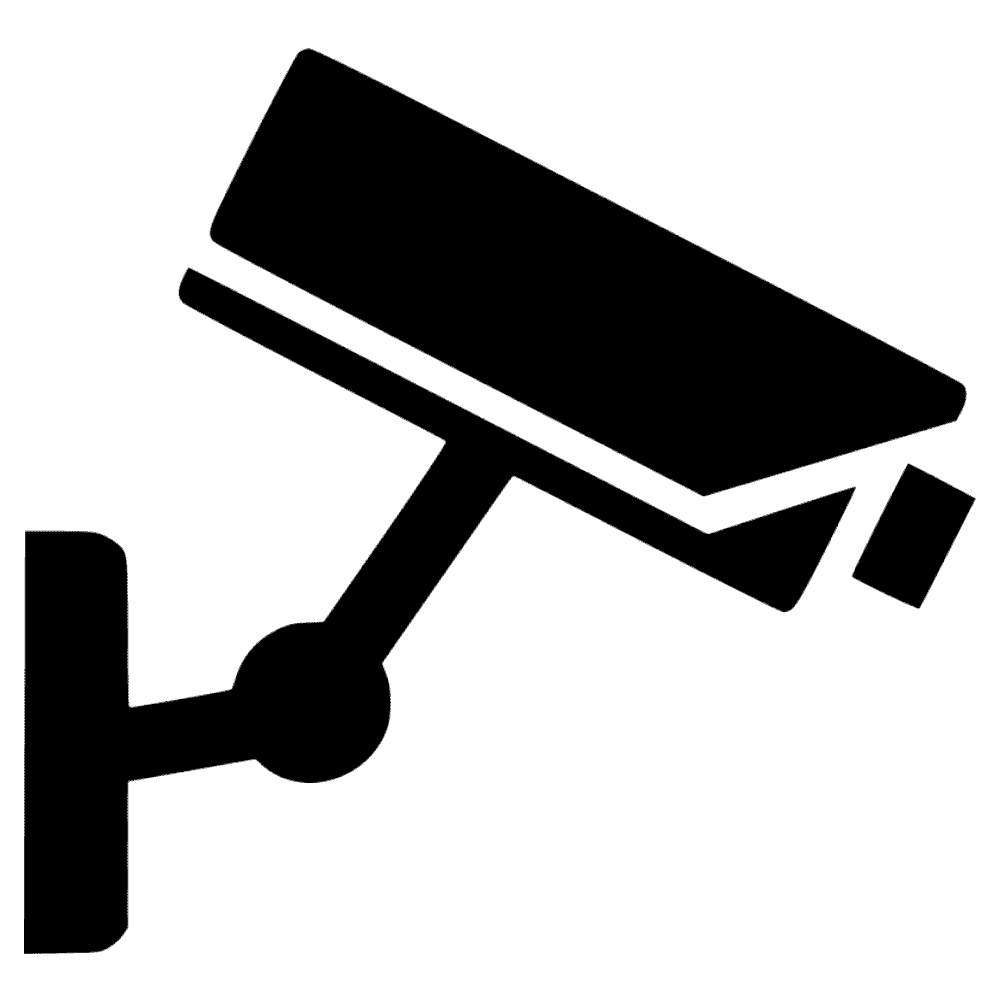 Security Camera Icon 1000